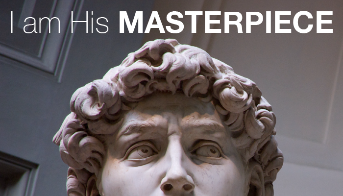 I am His Masterpiece